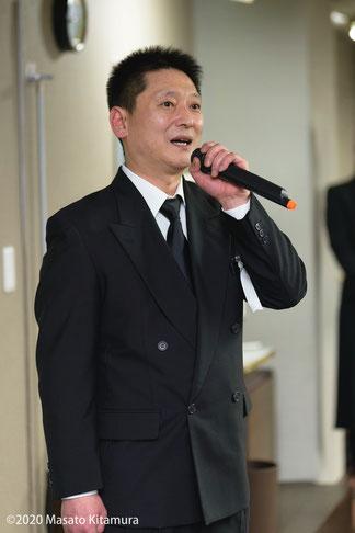 実行委員長は実子の小林英明プロ〈JPBF〉