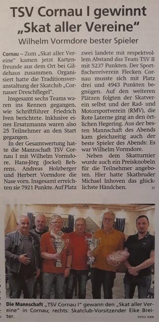 Diepholzer Kreisblatt, 11.03.2020