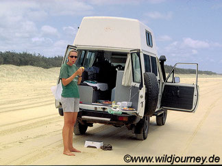 Fraser Island, Australien