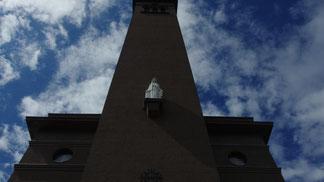 Kirchturm zu hoch für Photo...