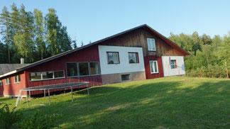 Rouge, Ferienhaus