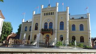 Kuldiga, Rathaus