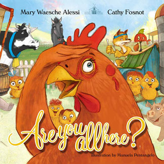 Are you all here ? (Inglese) Copertina flessibile – 15 mar 2018 di Mary Waesche Alessi (Autore), Catherine Twomey Fosnot (Autore), Manuela Pentangelo (Illustratore)