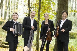 Foto: Oberösterreichische Concert-Schrammeln