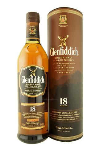 Glenfiddich 18 Jahre Ancient Reserve