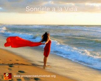 EL MERECIMIENTO - SONRÍELE A LA VIDA - PROSPERIDADUNIVERSAL-www.prosperidaduniversal.org