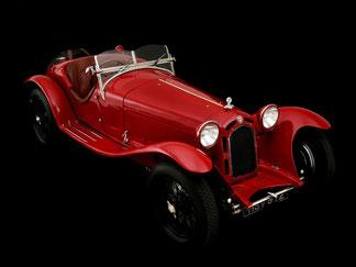 1932 - Alfa Romeo 8C 2300 Spider Corto