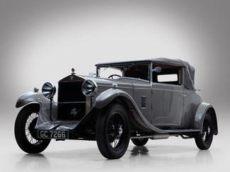 1929 - Alfa Romeo 6C 1750 Turismo Drophead Coupè
