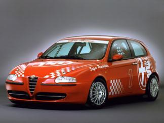 2000 - Alfa Romeo 147 Super Produzione Concept