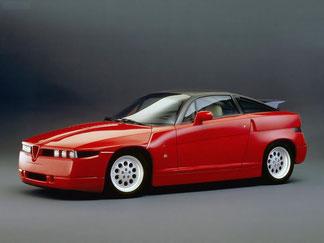 1989 - Alfa Romeo ES 30 Prototype