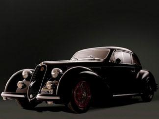 1938 - Alfa Romeo 6C 2300B Mille Miglia