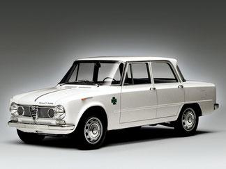 1963 - Alfa Romeo Giulia T.I. Super