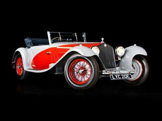 1933 - Alfa Romeo 8C 2300 Tourer by Figoni