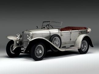 1925 - Alfa Romeo RL SS Torpedo by Castagna
