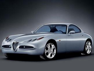 1996 - Alfa Romeo Nuvola Concept