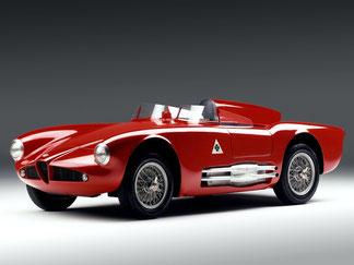1955 - Alfa Romeo 750 Competizione