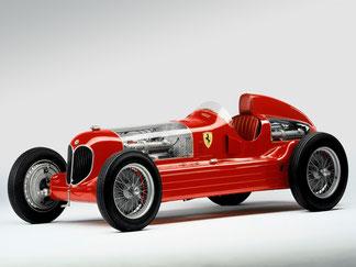 1935 - Alfa Romeo 16C Bimotore