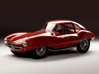 1953 - Alfa Romeo 1900 C52 Disco Volante Coupè