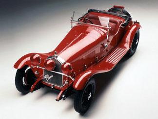 1930 - Alfa Romeo 6C 1750 GS