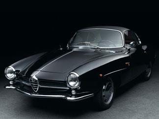 1960 - Alfa Romeo Giulietta Sprint Speciale