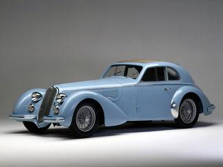 1937 - Alfa Romeo 8C 2900B Lungo Touring Berlinetta