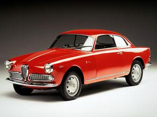 1958 - Alfa Romeo Giulietta Sprint