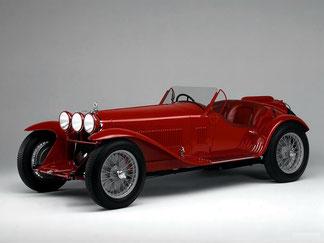 1931 - Alfa Romeo 8C 2300 Spider Corsa