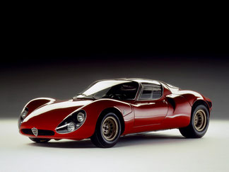 1967 - Alfa Romeo Tipo 33 Stradale Prototipo