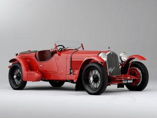 1931 - Alfa Romeo 8C 2300 Le Mans