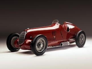 1936 - Alfa Romeo Tipo C 12C-36