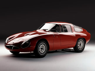 1963 - Alfa Romeo Giulia TZ