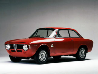 1967 - Alfa Romeo Giulia Sprint GTA-SA
