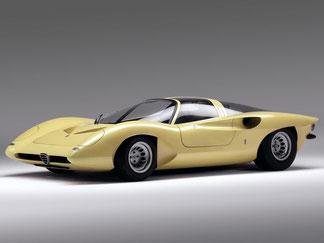 1969 - Alfa Romeo Tipo 33_2 Coupe Speciale