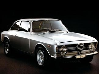 1965 - Alfa Romeo Giulia Sprint GT Veloce