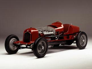 1931 - Alfa Romeo Tipo A Monoposto