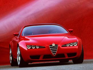 2002 - Alfa Romeo Brera Concept