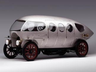 1914 - A.L.F.A. 40-60 HP Aerodinamica by Castagna