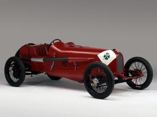 1923 - Alfa Romeo RL Targa Florio