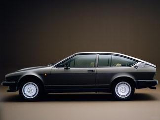 1980 - Alfa Romeo GTV 6 2.5