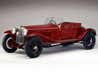 1928 - Alfa Romeo 6C 1500 Super Sport