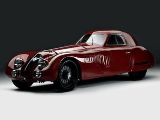 1938 - Alfa Romeo 8C 2900B Speciale Le Mans