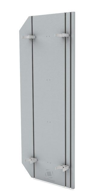 OnTruss EventBoard Premium S100 mit TrussClips | 4kg pro Meter