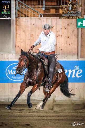 Cattin Federico - Novice Horse Non Pro