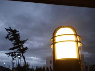 猛暑の青空から一転、雨雲がやってきました