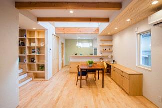 床 無垢木材