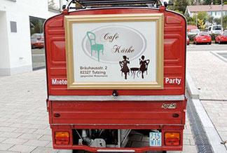 Bratwürstel in Tutzing Apé Bratwürsteltreff Tutzing Käthe Tutzing Cafe Käthe Starnbergersee