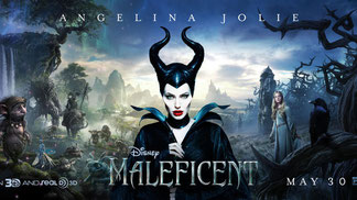 This week our shout goes out to the movie, Maleficent.  Great Movie!