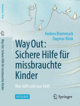 """Buchtitel: """"Way Out: Sichere Hilfe für missbrauchte Kinder"""""""