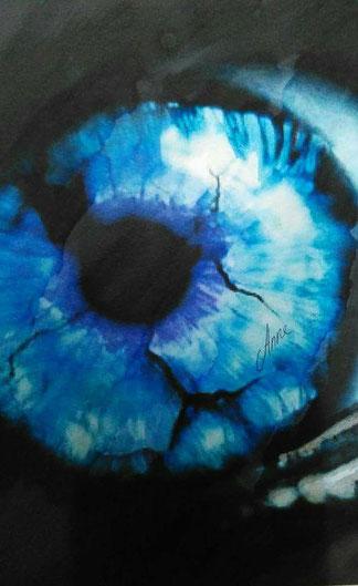 L'œil ébaudi