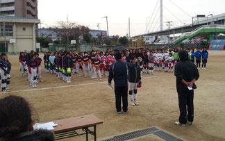 住之江親睦リーグ 新人戦 2013/3/24
